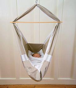 baby hammock.