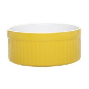 Emile Henry Soufflé Dish, Citron 18 cm