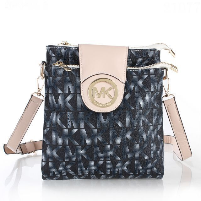 Welcome To Our Michael Kors Fulton Saffiano Logo Small Black Crossbody Bags Online Store