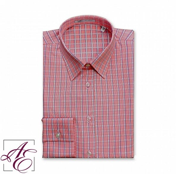 Maybe it's just ‪#‎SaintValentine‬'s coming, but we're thinking pink this week ;) Choose the pink, silver striped shirt from our Creative Business collection, for a fresh and relaxed look…with just a tinge of romanticism ;) http://www.alisiaenco.com/shirts/creative-business-1/pink-shirt-with-silver-stripes ‪ #shirtoftheweek