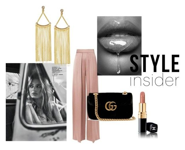Girls night out by paula-wallin on Polyvore featuring Gucci and party