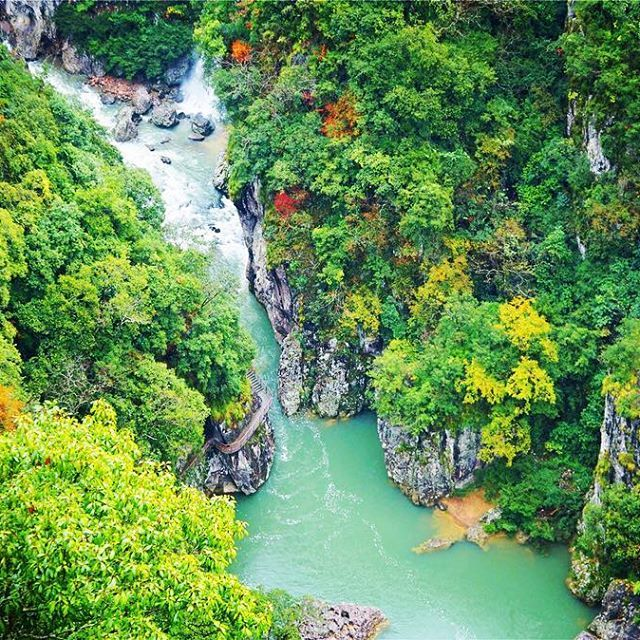 Yuanyangxi.#globalgeopark #yuanyangxi #Travel #wonderful_places #river #travelling #naturegeography #naturephotography #nature #naturesbeauty