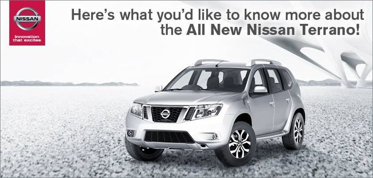 Here is what you'd like to know more about the All New #NissanTerrano !