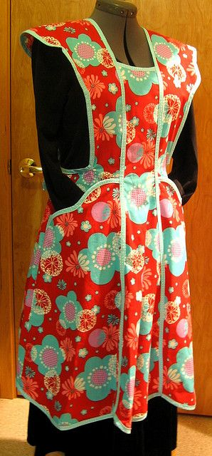 Vintage Aprons For Sale | Retro Apron For Sale $50 | Flickr - Photo Sharing!