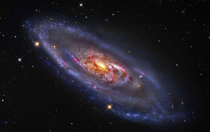 PHOTOS - Etoiles, aurores boréales, comètes et nébuleuses : les plus belles images du ciel et de l'espace – metronews