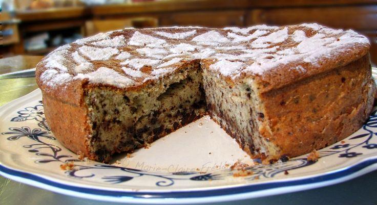 Gâteau au chocolat de Metz : parfum d'enfance