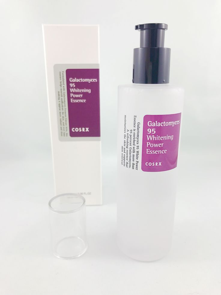 COSRX Galactomyces Whitening Power Essence is perfect for creating that K-Beauty Glow