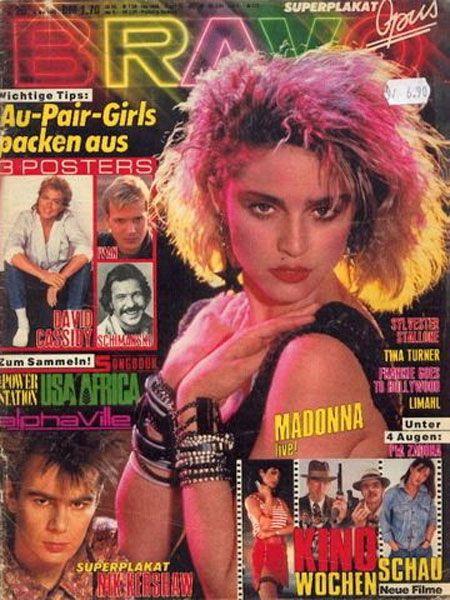 madonna cover magazine 1985: 12 тыс изображений найдено в Яндекс.Картинках