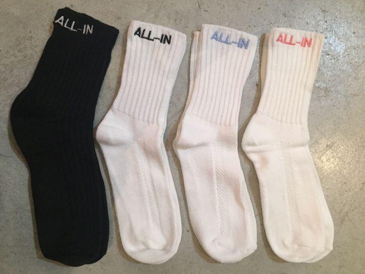 all-in socks