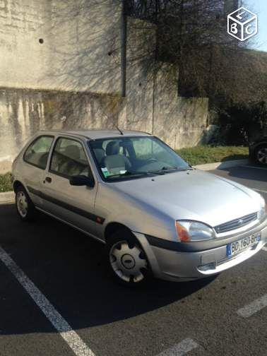 Ford Fiesta Ambiente 3P - 70 000 KM