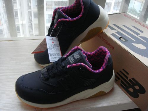 Men New Balance 580 NB580 Shoes Men New Balance NB580MT50UPR Black Purple|only US$65.00 - follow me to pick up couopons.