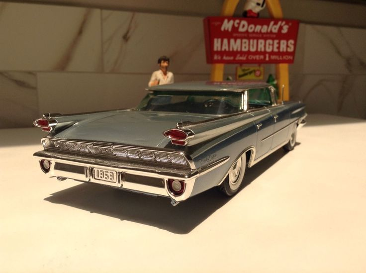 Jo Han 1959 Oldsmobile 98 4 Door Built eBay Models Pinterest - möbel boer küchen