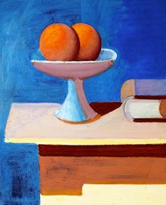 "Vilhelm Lundstrøm: ""Still Life"", 1928-29."