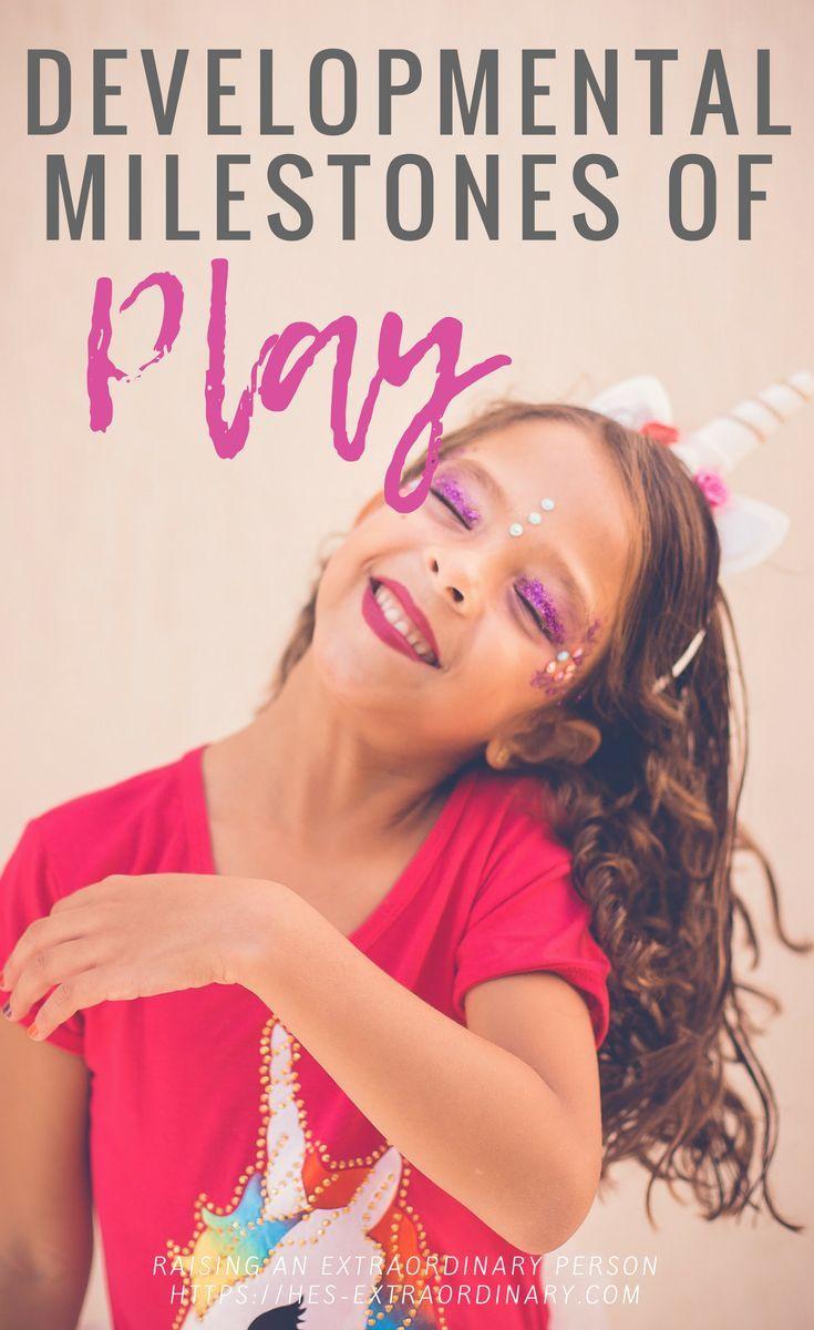 The Developmental Milestones of Play Skills