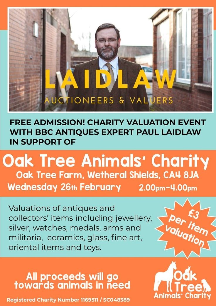Paul Laidlaw Valuation Day in 2020 Antiques road trip