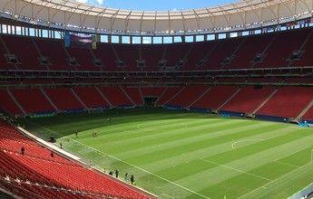 Com Diego, Fla aposta em Brasília por casa cheia e renda contra o Grêmio