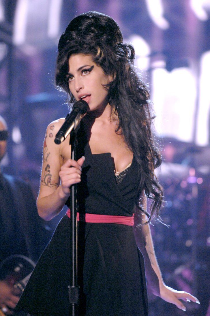 Pin for Later: Better Times: Amy Winehouse's 25 Most Memorable Moments