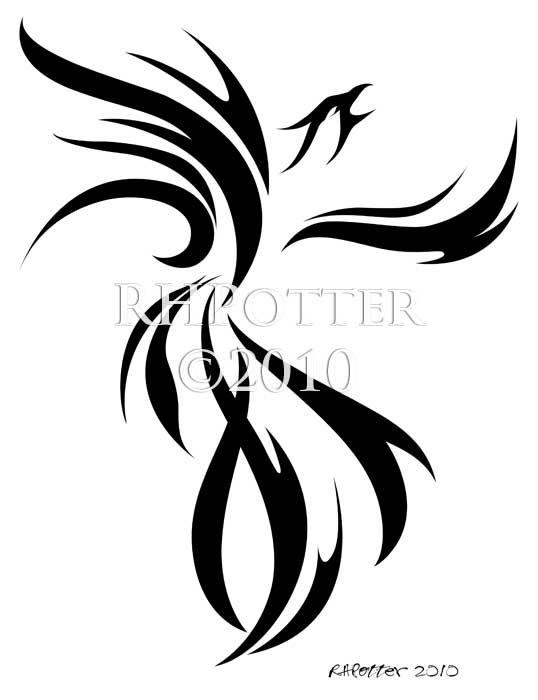 Phoenix II by RHPotter on DeviantArt