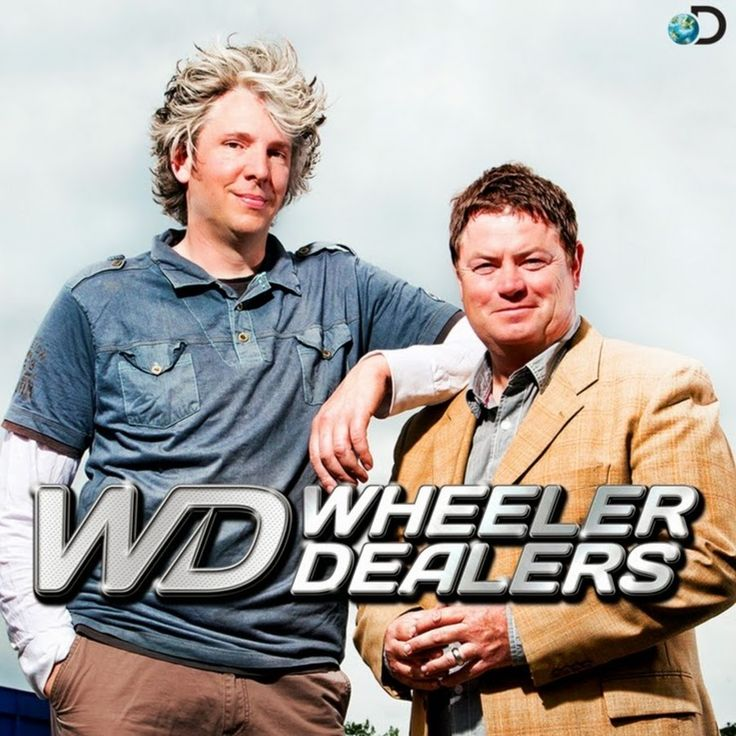 MIKE & EDD - WHEELER DEALERS