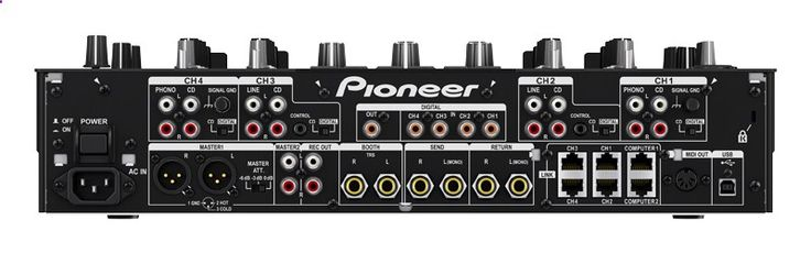 Pioneer DJM-2000nexus Mixer [DJM-2000NEXUS] : AVShop.ca - Canada's Pro Audio, Video and DJ Store