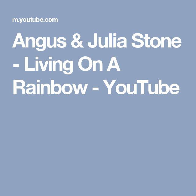 Angus & Julia Stone - Living On A Rainbow - YouTube