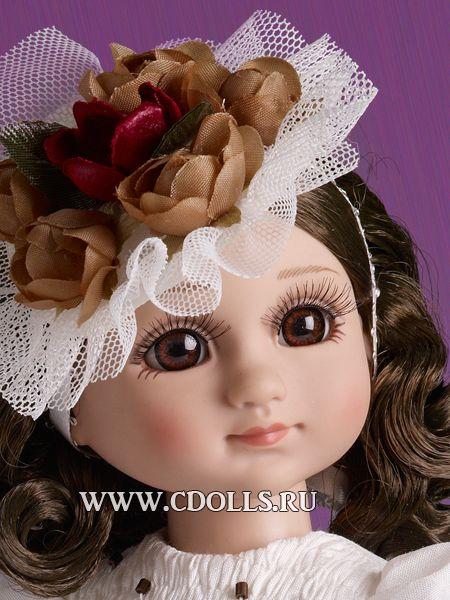 Кукла Эгги ванильный кекс