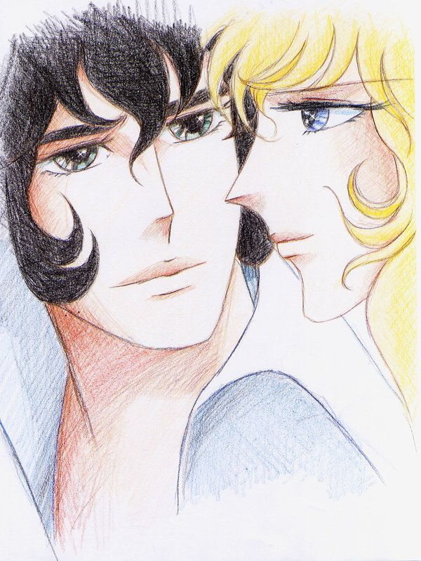 Oscar and Andre by Elbereth-de-Lioncour.deviantart.com on @deviantART