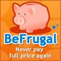 BeFrugal.com has Deals of the Day