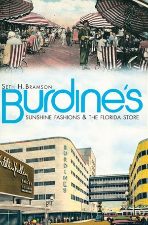 The story of the Sunshine State's most famous store actually began in Bartow, FL, where William Burdine and a partner founded a small dry goods store. When his partner left the business in 1897, Burdine made the decision to move his store to a dynamic frontier town on the far SE coast of FL—Miami. By the early 20th century, many Floridians were familiar with Burdine's famous Sunshine Fashions that reflected the relaxed, subtropical locale. There will never be another store quite like…