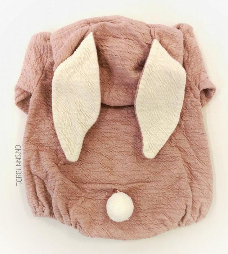 Monbebe Bailey Bunny Romper Pink