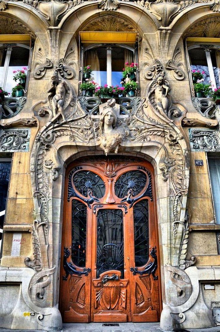 15+ Superb Artwork Nouveau Structure Design