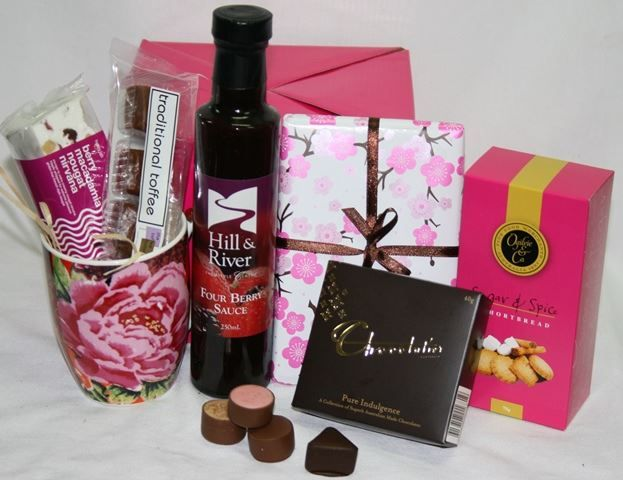 Sugar and spice gift box