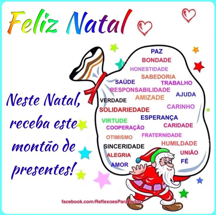 Feliz Natal. Clique na imagem e tenha acesso a um texto de Padre Fábio de Melo sobre o natal.