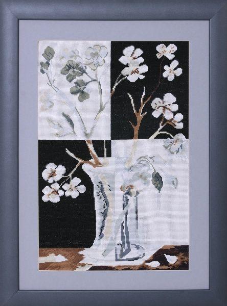 418 Цветущий миндаль