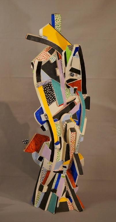 Girelli Alain - Abstract Sculpture Composition | 1stdibs.com