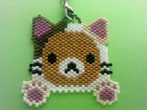 猫かぶりリラックマ|Craft Cafe(クラフトカフェ)