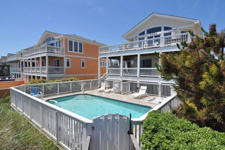Nags Head Beach House Rentals Pet Friendly