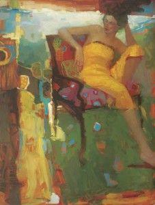 Yellow Dress - Michael Steirnagle