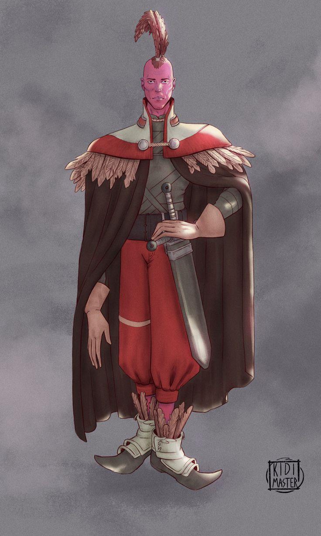 ArtStation - Kings and Knights 002, Euclides 'KidiMaster' Gomes