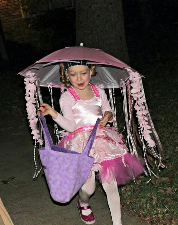 17 Best Ideas About Jelly Fish Costume On Pinterest