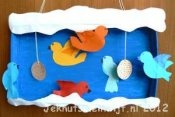 Vogels in de winterTheme Winter, Thema Vogel, Diy Winter, Winter Knutselen, Winter Crafts, De Winter, Kids Crafts, Knutselen Winter, Thema Winter