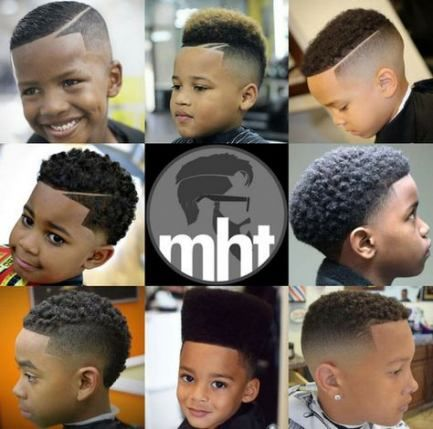 New Hairstyles For Kids Black Boys Ideas