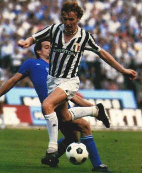 Zbigniew Boniek, Juventus