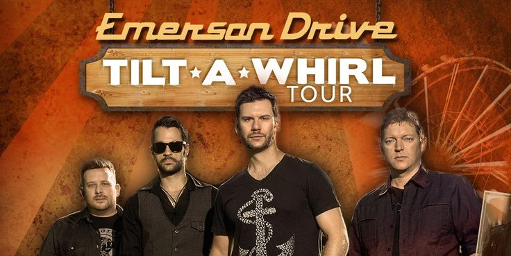 I saw these guys perform at Casino NB on April 24, 2015 on the Tilt*A*Whirl Tour. Fantastic!!