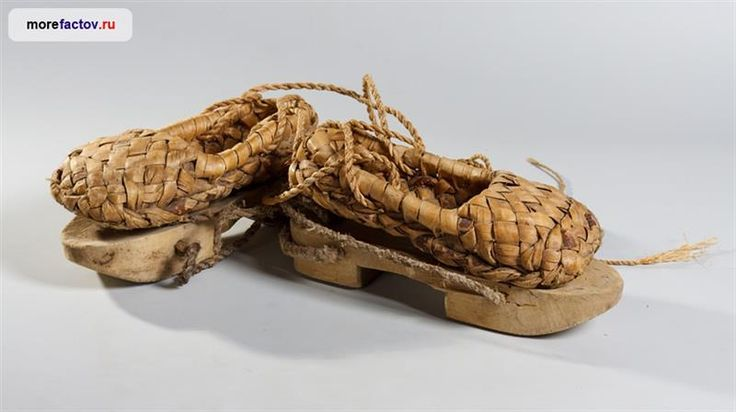 Удивительные факты про обувь