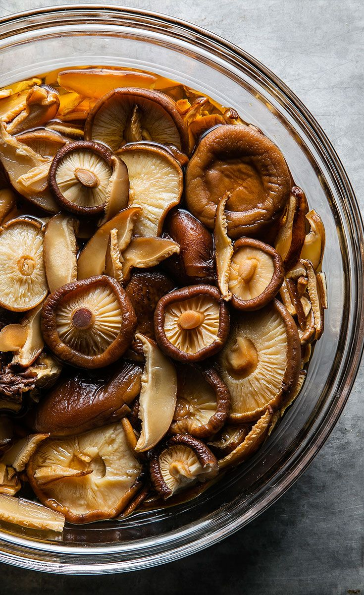 Make a beautiful and deeply satisfying mushroom broth with our recipe.