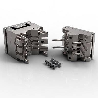 Diseño y fabricación de moldes para máquinas de inyección