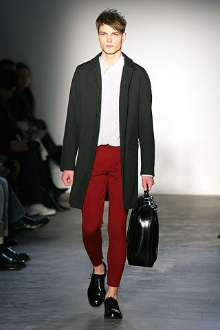 Marni Fall 2007 Menswear Collection Slideshow on Style.com