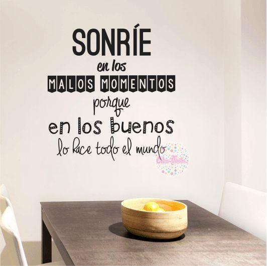 44 best Frases positivas para el hogar images on