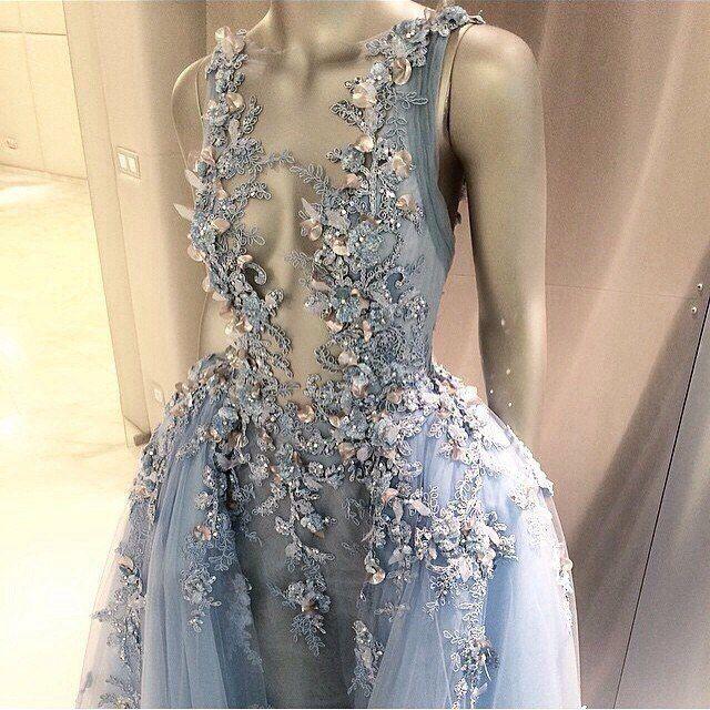 amazing detail on Dress
